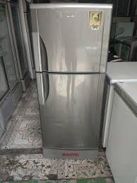 Tủ lạnh cũ giá rẻ   TỦ lạnh Sanyo cũ giá rẻ - Điện lạnh cũ