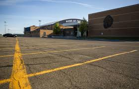 Twin Falls High School closed after ...