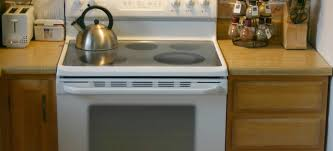 troubleshooting an electric stove