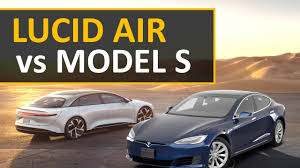 Tesla Model S vs Lucid Air (Best Tesla ...