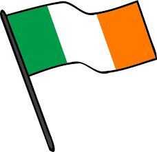 Ireland Flag Irish Flags Car Auto Window Bumper Decal Sticker By Inspired Images Ireland Flag Bumper Decals American Flag Images