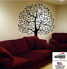 Large 6ft Tree Wall Decal Digiflare Graphics Other Products Amazon Com