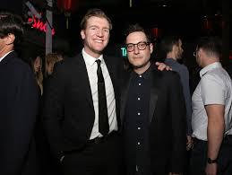 Cliff Chamberlain, Adam Busch - World Premiere of the Netflix ...