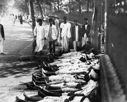 File:Indian workers on strike in support of Mahatma Gandhi in 1930 ...