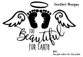 Too Beautiful For Earth Too Beautiful For Earth Decal Etsy