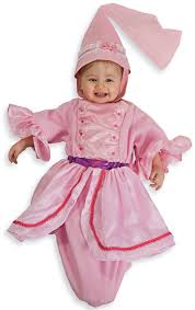 bunting pink princess baby costume mr