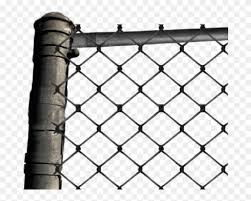 Chain Link Fence Png Chain Fence Post Png Clipart 5700352 Pinclipart