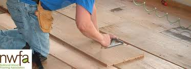 install hardwoods on a concrete suloor