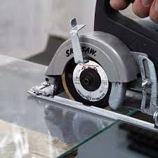 cordless saw blade for glass