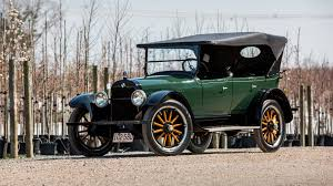 1921 Buick Touring
