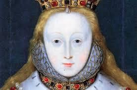 queen elizabeth s make up a frightening