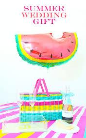 summer wedding gift idea kelly golightly