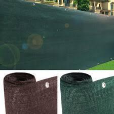 1m 1 5m 2m Wide Privacy Netting Garden Screening Windbreak Fencing 95 Shade Fence Net Black Or Green