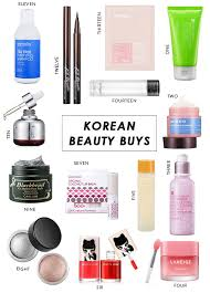 top korean makeup brands 2016