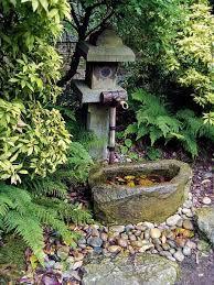 tsukubai water fountains japanese