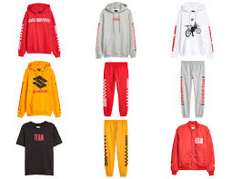 justin drops more merch with h m look