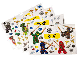 Lego Ninjago Wall Stickers 851348 Ninjago Buy Online At The Official Lego Shop Us