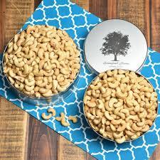 jumbo cashews toasted salted