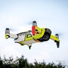 Dji Mavic Air Skin Evac By Drone Squadron Decalgirl