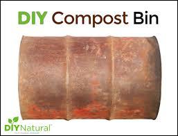 diy compost tumbler a money saving