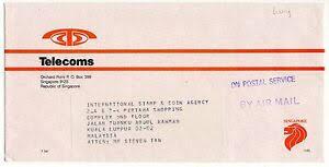 tele on postal service official env