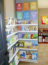 Children S Library Diy Storagesolutions Kids Room Organization Organization Kids Playroom