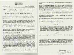 COMUNICAZIONE ULTERIORE CHIUSURA SCUOLE - Comune di San Pietro Mosezzo