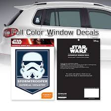 Buy Star Wars Stormtrooper Imperial Infantry Badge Window Decal At Entertainment Earth Mint Condition Guar In 2020 Star Wars Decal Star Wars Stormtrooper Stormtrooper