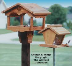 all whole bird feeders wood patterns