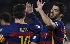 Copa del Rey: Messi y Suárez, Pichichis de la Copa | Marca.com