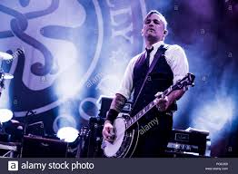 Bob Schmidt Of Flogging Molly High Resolution Stock Photography and Images  - Alamy