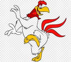 Foghorn Leghorn Leghorn Chicken Car Decal Bumper Sticker Car Chicken Galliformes Vertebrate Png Pngwing