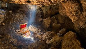 Treasure Hidden in Yellowstone ...