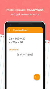 calculator math solve by photo