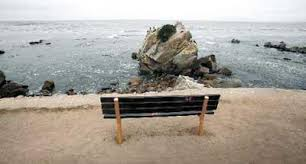 City nearly demolishes Polly Klaas bench in Pacific Grove – The Mercury News