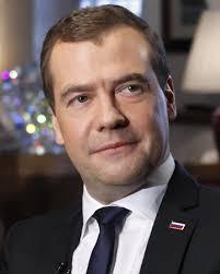 Dmitry Medvedev (Russian President) - On This Day