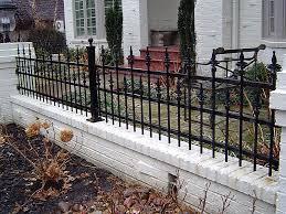 Wrought Iron Fences In Wichita Installation Repair Reddi Fence
