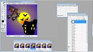 Como Crear Una Invitacion Animada Para Halloween Youtube