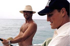 Pierce Brosnan Panerai From After The Sunset With Woody Harrelson ...