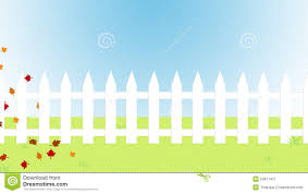 House White Picket Fence Stock Illustrations 650 House White Picket Fence Stock Illustrations Vectors Clipart Dreamstime