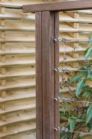 Venetian Fencing And Tension Wire Rail System By Earth Designs Modern Homify