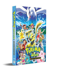 Pokemon Movie Collection (25 IN 1) (DVD) (1998-2019) Japanese ...