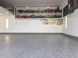 why install a garage floor coating
