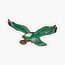 Philadelphia Eagles Stickers Redbubble