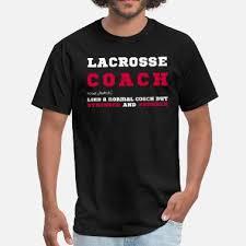 lacrosse coach t shirts