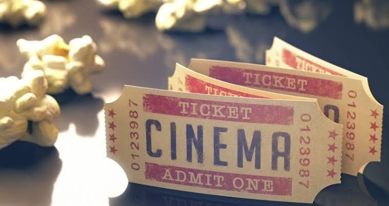 sinema bileti ile ilgili görsel sonucu