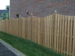 Newport News Residential Custom Wood Fences Hercules Fence Virginia Va