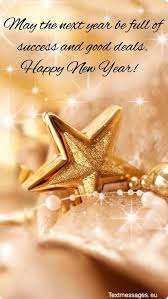 top business new year wishes