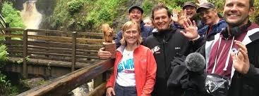 Glenariffe community welcomes The Great Big Walk | CommunityNI