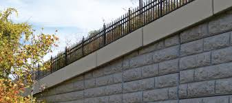 Precast Coping Solution For Retaining Walls The Reinforced Earth Co